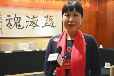 日照齐鲁网两会专访:日照市政协委员李新