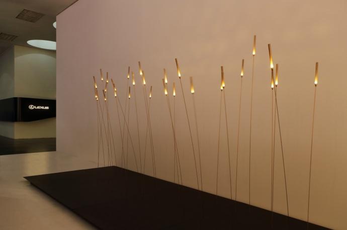 inaho稻穗—室内灯光设计