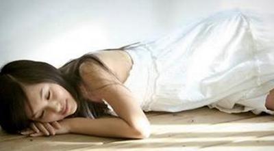 仰卧起坐可治疗妇科疾病