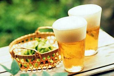 喝啤酒记住三道防线