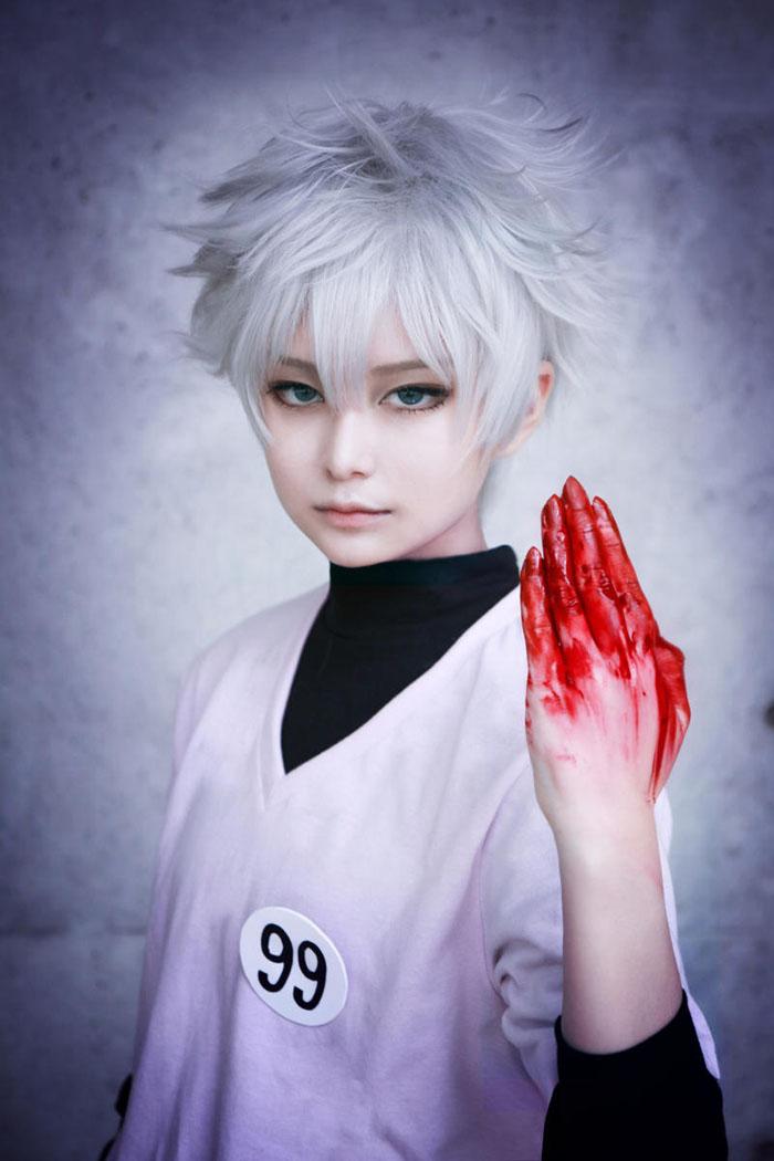 Anime cosplay lucky star 3
