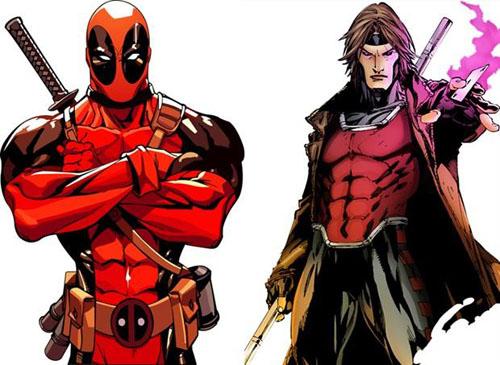 zooskool兽x人-死侍和牌皇都是《X战警》系列衍生的超级英雄,西蒙·金伯格认为,