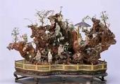 故宫珍藏的盆景