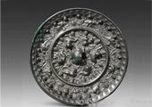 海兽葡萄镜成交1495万-历代铜镜的鉴定要点