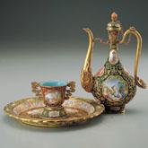 故宫藏宝——极品珐琅器皿