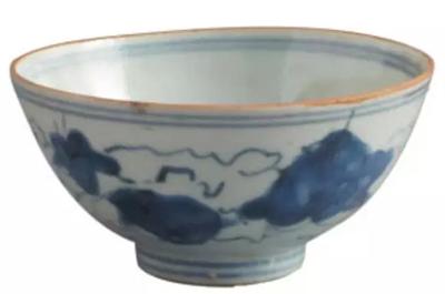 佑民寺出土瓷器置于陶缸内,埋于地表下1.5米处