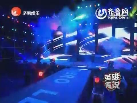 视频:少林武僧首次亮相职业搏击赛 释延孜KO泰拳选手