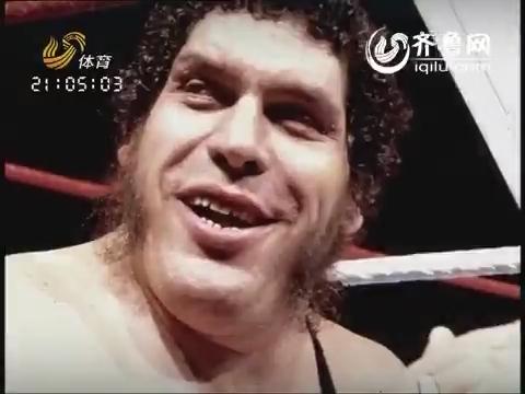 2014年02月17日《WWE》:兰迪-奥顿PK道夫-齐格勒