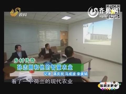 乡村传奇:孙志刚和他的智慧农业