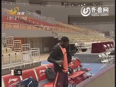 《看球时间》盘点山东男篮13-14赛季 下赛季登山再起
