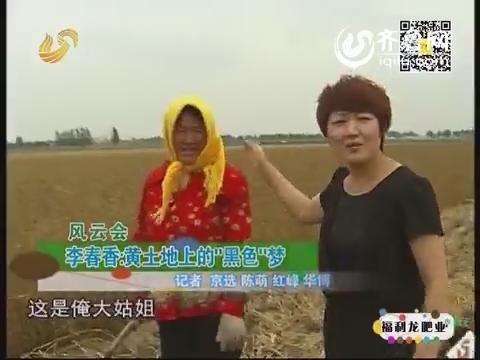 """风云会 李春香:黄土地上的""""黑色""""梦"""