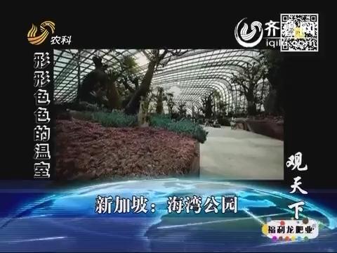 形形色色的温室:新加坡 海湾公园