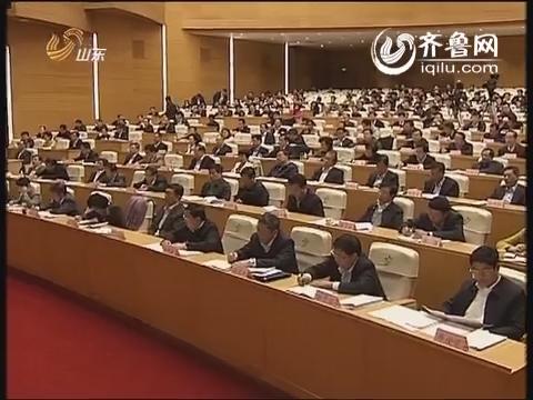 山东省政府职能转变机构改革暨事业单位改革工作电视会议召开