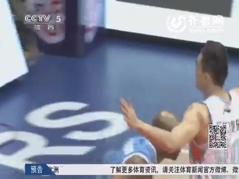 CBA总决赛第一场新疆VS北京全场集锦