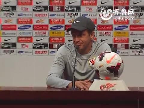 库卡:对阵辽宁王彤崔鹏将缺阵 丢球已问责球员