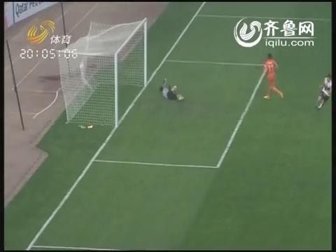 亚冠第4轮-山东鲁能2-4浦项制铁 全场精彩集锦