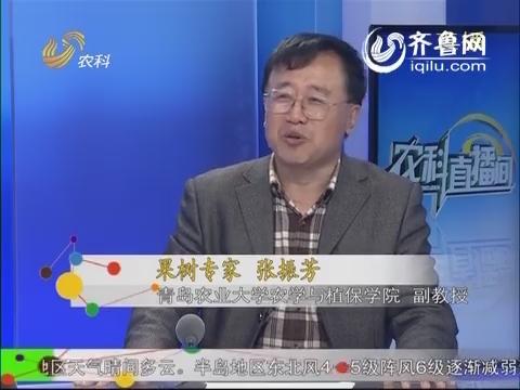 农科直播间20140428:果树专家 张振芳