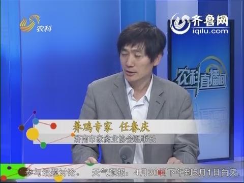 农科直播间20140430:养鸡专家 任春庆