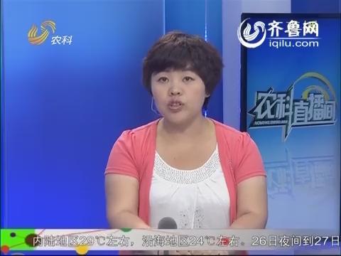 农科直播间20140624:蔬菜专家 刘春香