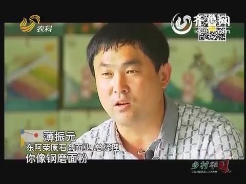 小郑串门 薄振元:老磨坊里的新故事