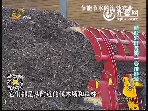 乡村季风海外版:枯枝烂叶摇身一变成能源