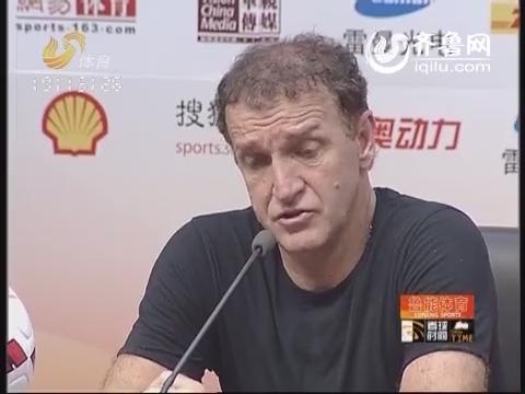 2014年08月07日《看球时间》:催泪MV回顾周海滨鲁能生涯