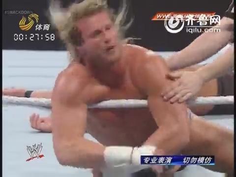 9月3日《WWE》:塞纳决战怀特家族哈珀