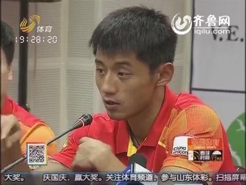 2014年10月02日《看球时间》:2014赛季乒超男团半决赛
