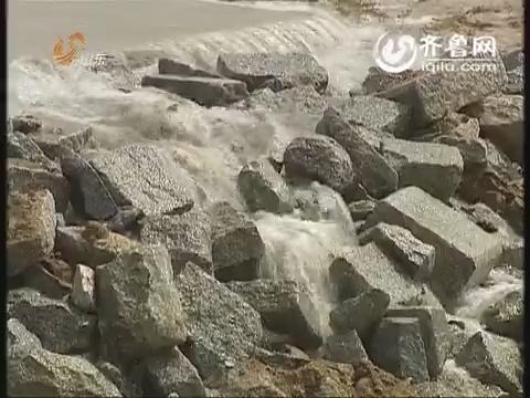 烟台应急引黄调水工程04月25日正式调水 黄河水首次进入烟台