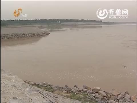 国家防总检查山东黄河防汛抗旱工作