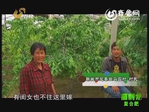 """金领农民:田劳模 沙丘上种出""""财富果"""""""
