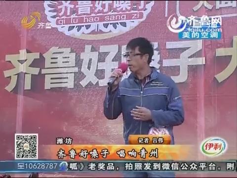 潍坊:齐鲁好嗓子 唱响青州