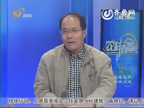20151102《农科直播间》:果树专家 徐明举