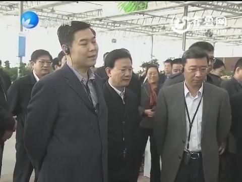 2015年济南市重点项目建设督查评议活动启动