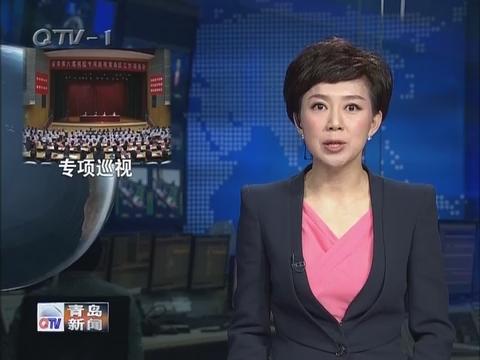 山东省委第六巡视组召开专项巡视黄岛区工作动员会