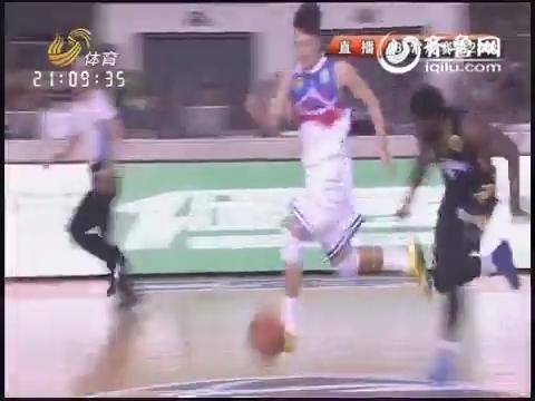 2015/16赛季CBA第23轮:天津融宝支付VS山东高速(第四节)
