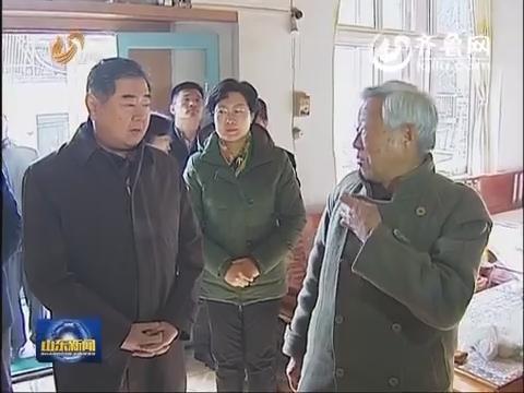 王军民到章丘调研农业农村工作